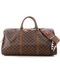 Sprayground - Weekender Duffel Bag For Men - Lyst