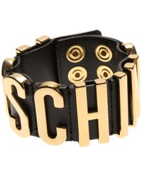 Moschino   Womens Jewellery   Lyst