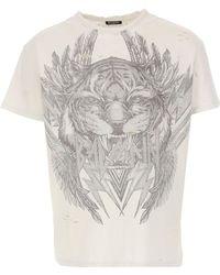 d85a7fbc Balmain - T-shirt For Men On Sale - Lyst
