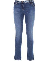 KENZO - Jeans On Sale - Lyst