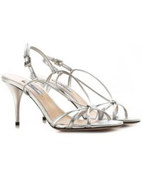 Prada - Sandals For Women On Sale - Lyst