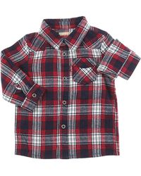 e36f53c612448 Lyst - Burberry Baby Shirts For Boys On Sale in Natural for Men