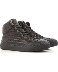 Jimmy Choo - Sneaker Uomo In Outlet - Lyst