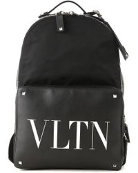 Valentino - Backpack For Men On Sale - Lyst