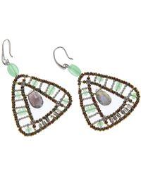 Ziio Jewellery - Earrings For Women - Lyst