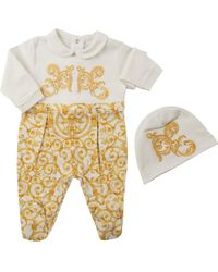 Versace - Baby Sets For Girls On Sale - Lyst