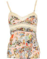 John Galliano - Womens Underwear On Sale In Outlet - Lyst