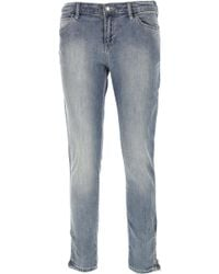 Giorgio Armani - Jeans On Sale In Outlet - Lyst