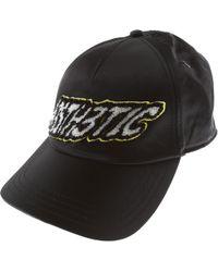 2c5b00a59e8db Lyst - DIESEL Chinus Hat in Black for Men