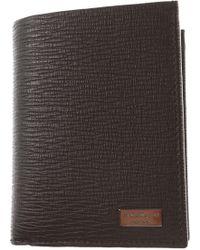 Ferragamo - Wallet for Men In Saldo - Lyst