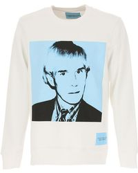 Calvin Klein - Sweatshirt For Men On Sale - Lyst