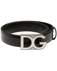9c3c5865cf ... order dolce gabbana mens belts on sale lyst ee393 7ca0f
