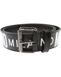 Moschino - Belt For Women - Lyst