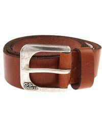 G-Star RAW - Cinturones para Hombres Baratos en Rebajas Outlet - Lyst 37ef0650857