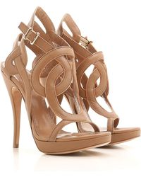Bally - Sandals For Women On Sale In Outlet - Lyst