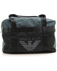 7acaea650af796 Men's Emporio Armani Luggage and suitcases - Lyst
