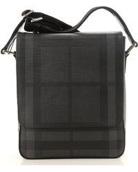 Burberry - Messenger Bag For Men - Lyst
