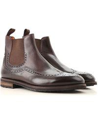 Santoni - Shoes For Men - Lyst