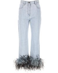 Prada - Jeans On Sale - Lyst