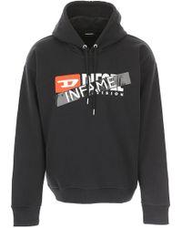 DIESEL - Sweatshirt For Men - Lyst