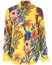 Paul Smith - Shirt For Women On Sale - Lyst