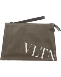 Valentino - Toiletry Bag For Men On Sale - Lyst