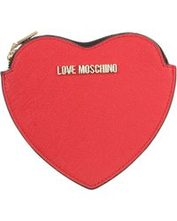 Moschino - Wallets For Women - Lyst