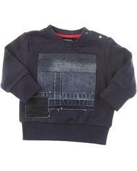 DIESEL - Baby Sweatshirts & Hoodies For Boys On Sale - Lyst