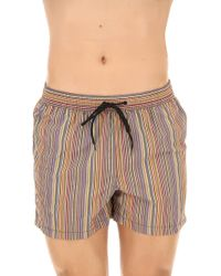 Paul Smith - Ps By Traditonal P S Swim Short - Lyst