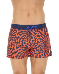 DIESEL - Swim Shorts Trunks for Men - Lyst