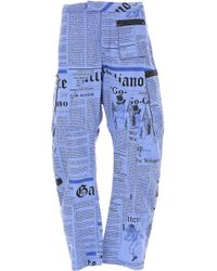 John Galliano - Clothing For Men - Lyst