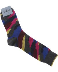 Hogan - Socks On Sale - Lyst