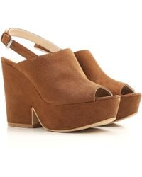 Strategia - Wedges For Women On Sale In Outlet - Lyst