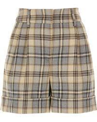 Alberta Ferretti - Shorts For Women On Sale - Lyst