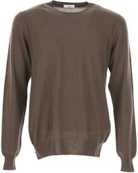Paolo Pecora - Sweater For Men Jumper On Sale - Lyst