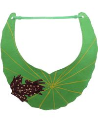 Stella Jean - Halskette für Damen - Lyst