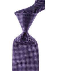 578d69045a07e Lyst - Cravate Prada pour homme en coloris Violet