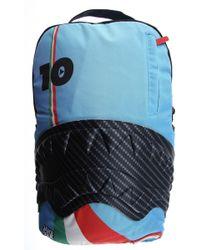 "Sprayground - Light Blue ""lambros Shark"" Backpack - Lyst"