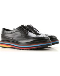 Paul Smith - Lace Up Shoes For Men Oxfords - Lyst