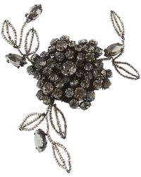 N°21 - Brooch And Pin For Women - Lyst