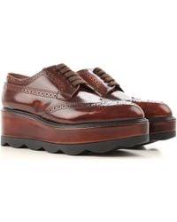 Prada - Shoes For Women - Lyst