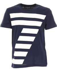 Emporio Armani - T-shirt For Men On Sale - Lyst