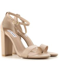 6f2175dabf4 Steve Madden - Sandals Heeled Womens - Lyst