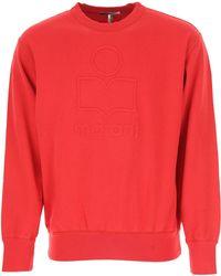 73e212dd49 Men's Isabel Marant Sweatshirts On Sale - Lyst