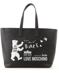 Moschino Handbags - Black