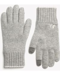 Rag & Bone - Yorke Cashmere Gloves - Lyst