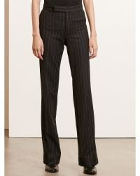 Pink Pony - Pinstriped Stretch Wool Pant - Lyst
