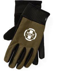 Pink Pony - Stretch Jersey Tech Gloves - Lyst