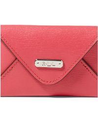 Pink Pony - Leather Newbury Card Case - Lyst