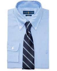 Polo Ralph Lauren | Slim-fit Cotton Dress Shirt | Lyst